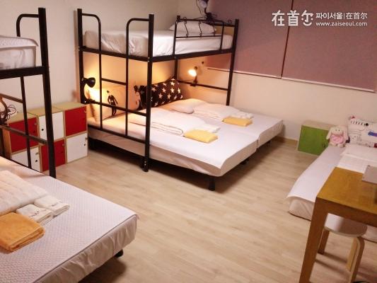 这些韩国酒店民宿是背包客的最爱