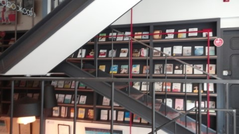 首爾弘大周邊的魅力讀書咖啡廳推薦(一)