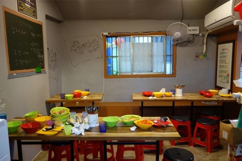 韩国餐饮装修图片