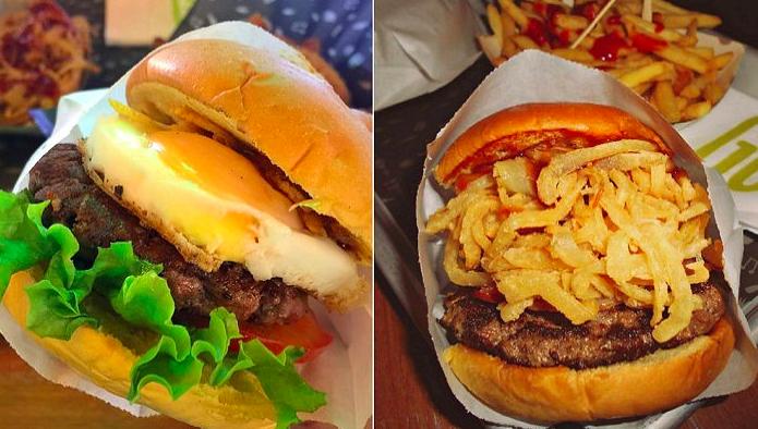 在韩国高人气的国外汉堡品牌TOP7