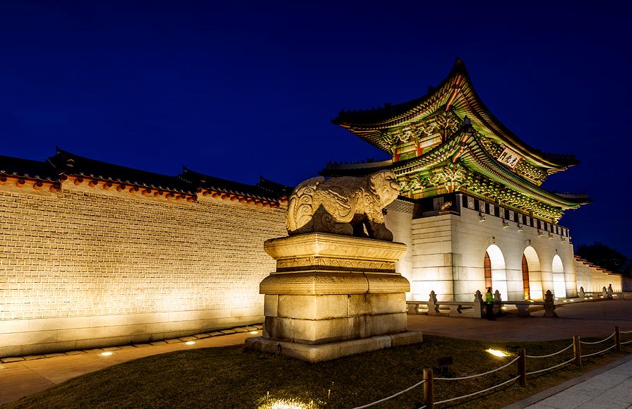 2016景福宫昌庆宫夜间游览攻略