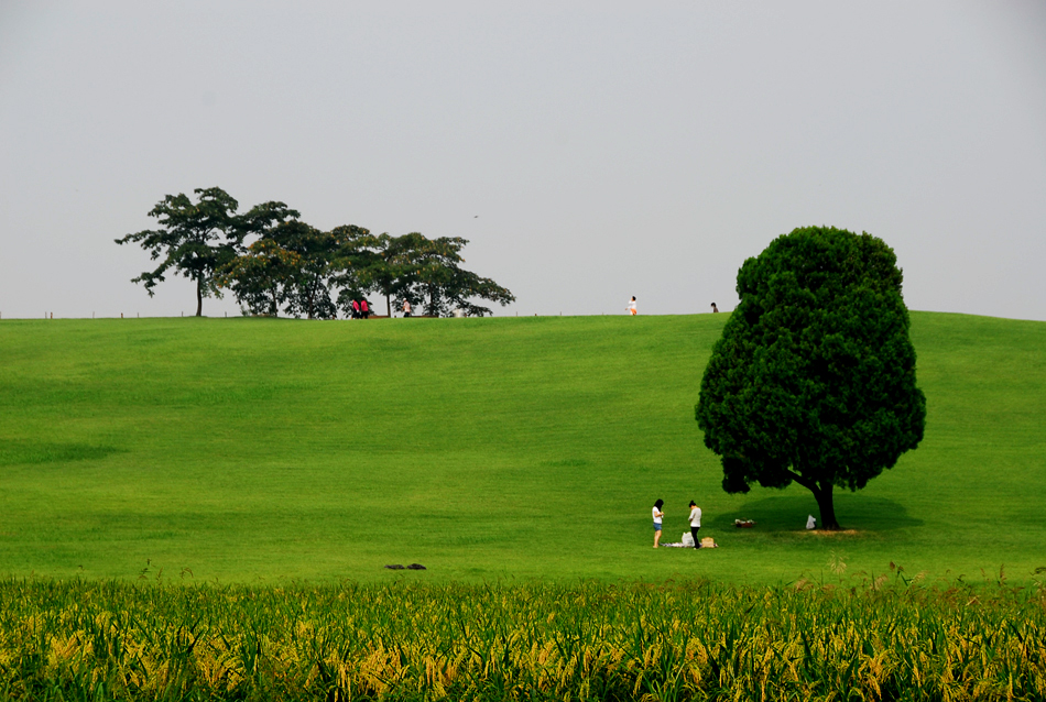 首尔奥林匹克公园周边景点推荐
